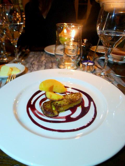 Boulestin - Foie gras