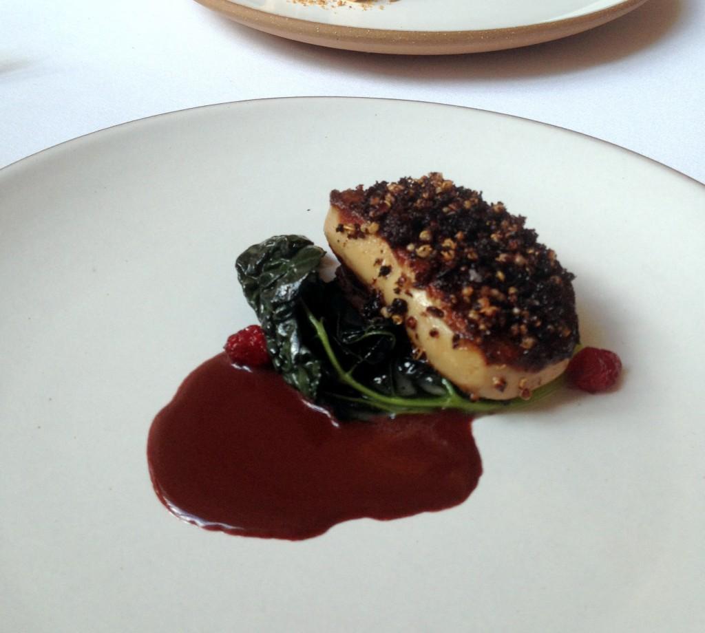 Eleven Madison Park - Foie gras