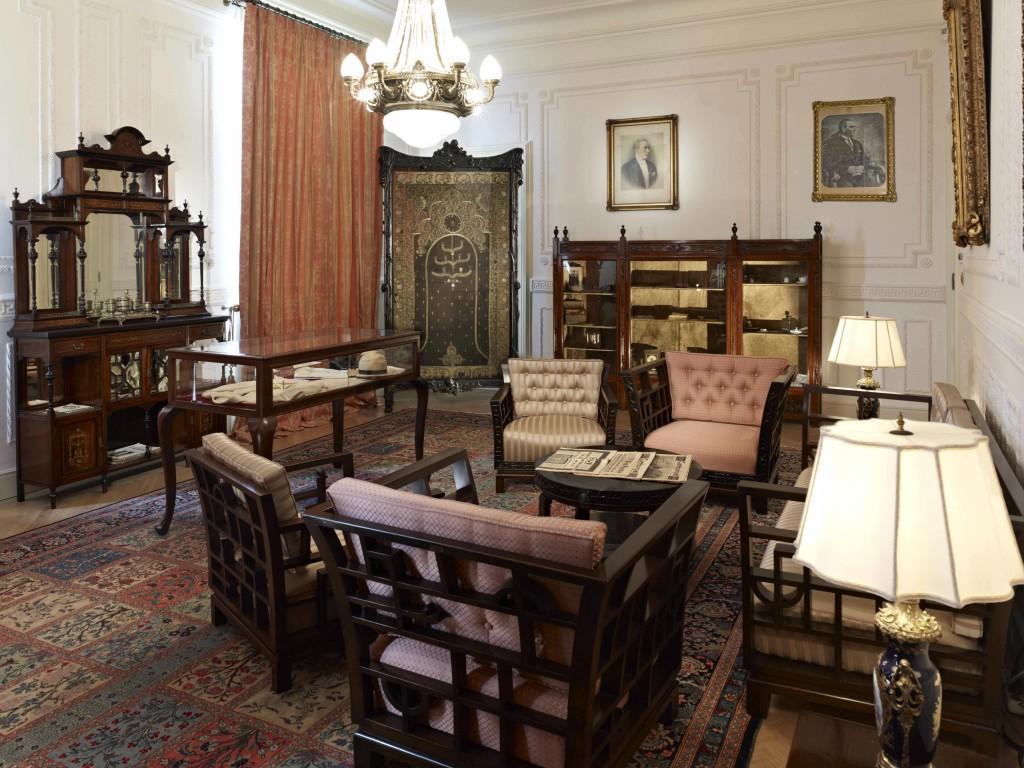 Pera Palace Hotel - Ataturk Museum Room