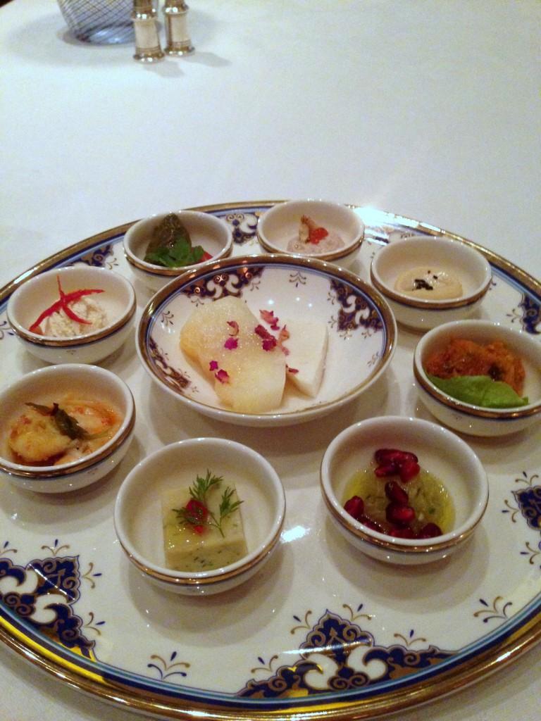 Ciragan Palace Kempinski Istanbul - Classic Turga treats