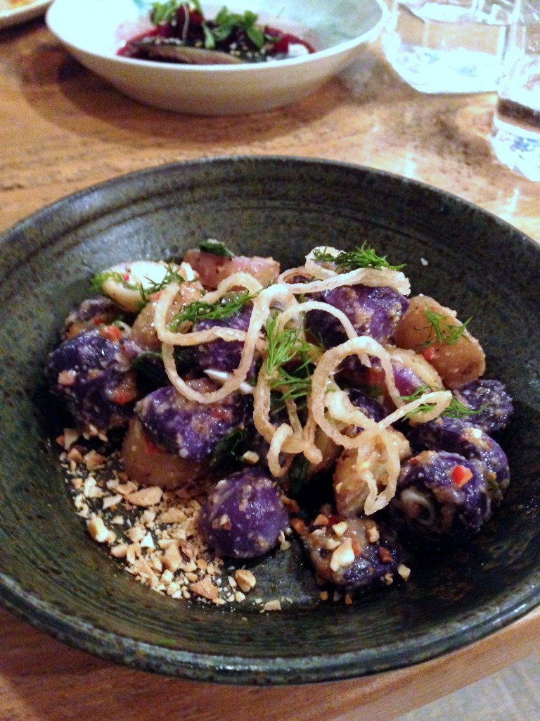 Pachamama - Potato salad