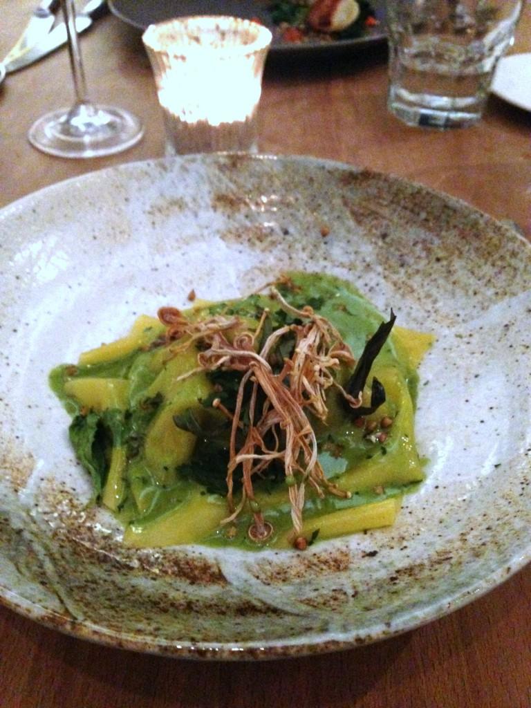 Arbutus - Snail lasagne