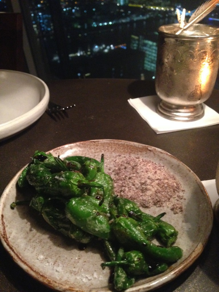 Oblix - Padron peppers