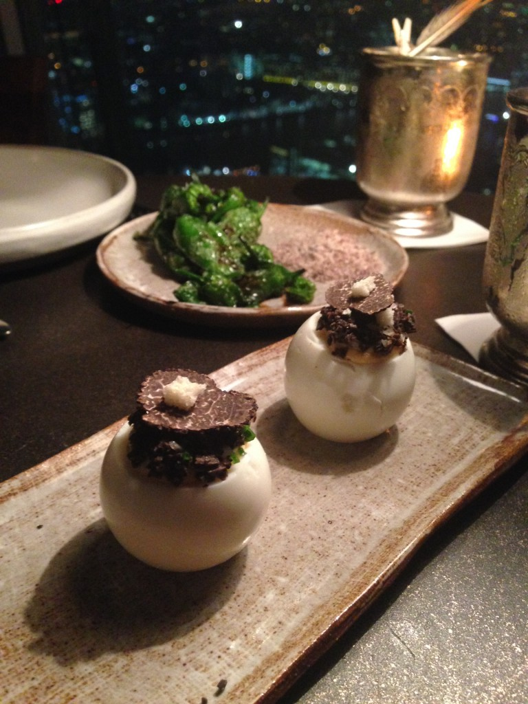 Oblix - Truffled eggs