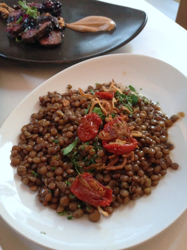 Nopi - Brown lentils