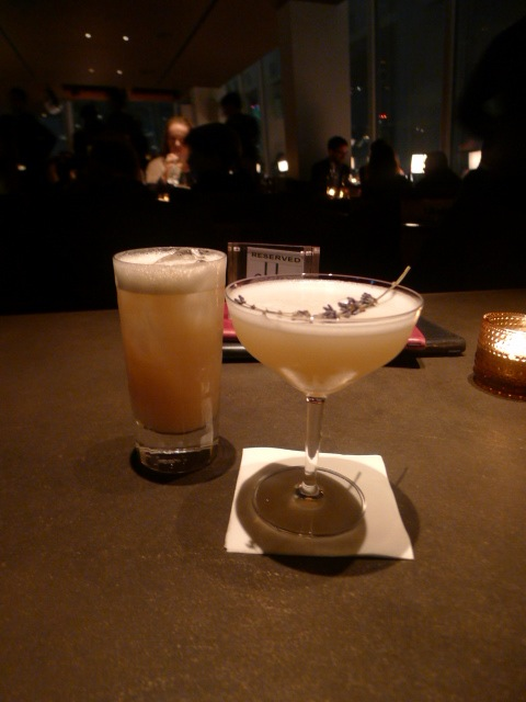 Oblix - Cocktails