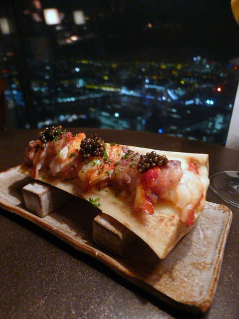 Oblix - Lobster with marrow