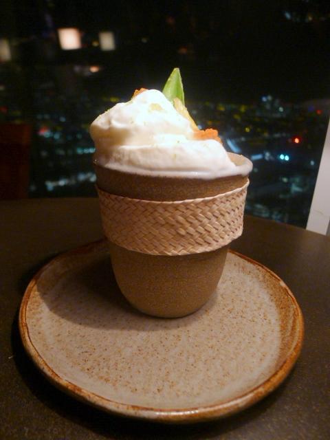 Oblix - Pina colada sundae