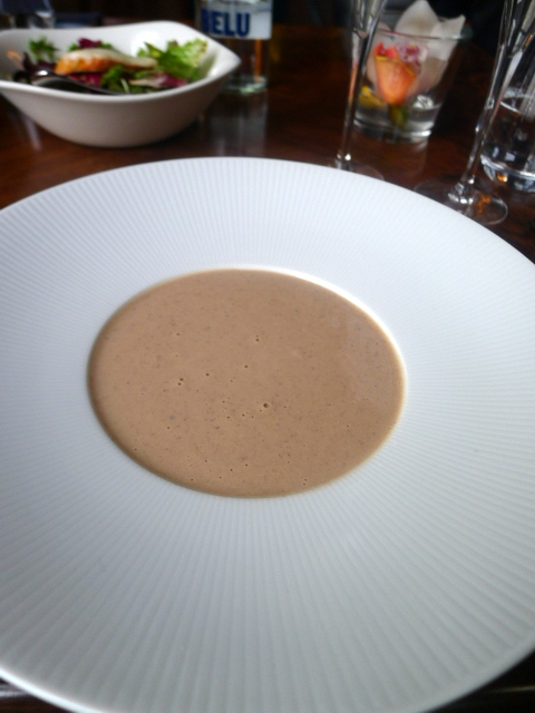 Crocker's Folly – Chestnut soup