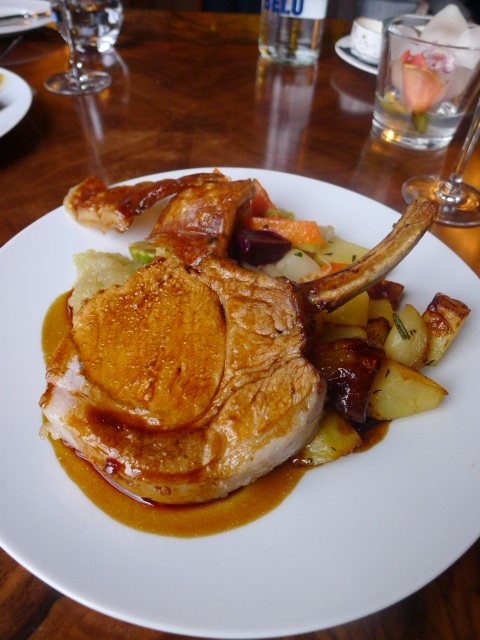 Crocker's Folly – Roast pork