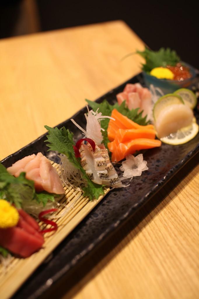 Kouzu - Omakase sushi selection