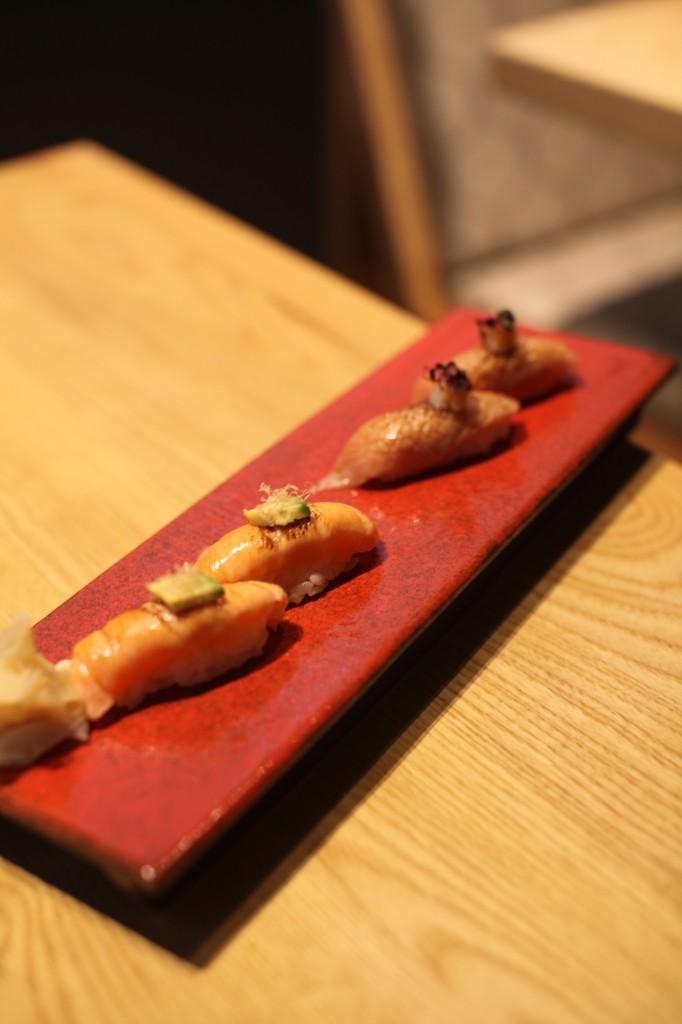 Kouzu - aburi sushi
