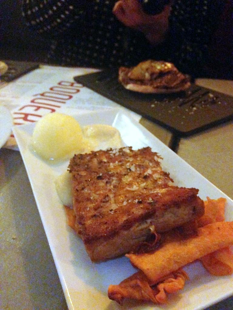 London food blog Boqueria - Suckling pig