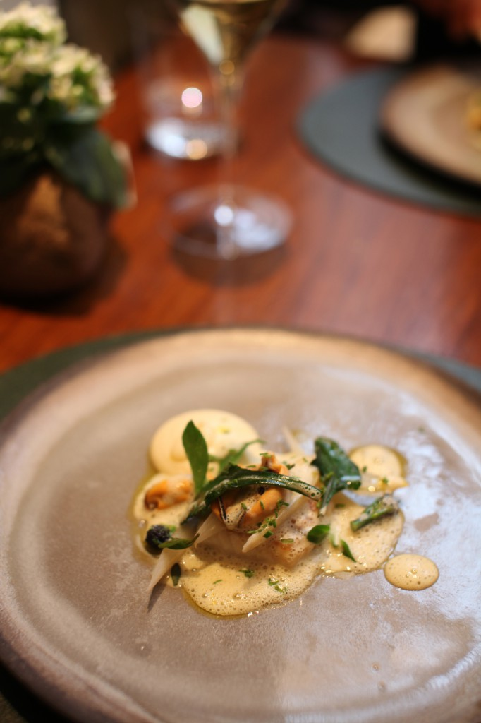 London Food Blog - Fera at Claridges