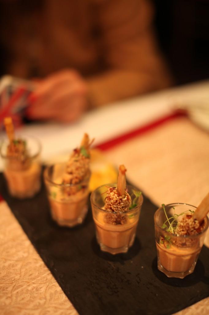 London Food Blog - Gaylord'