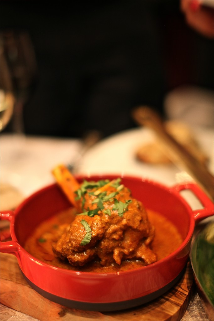 London Food Blog - Gaylord