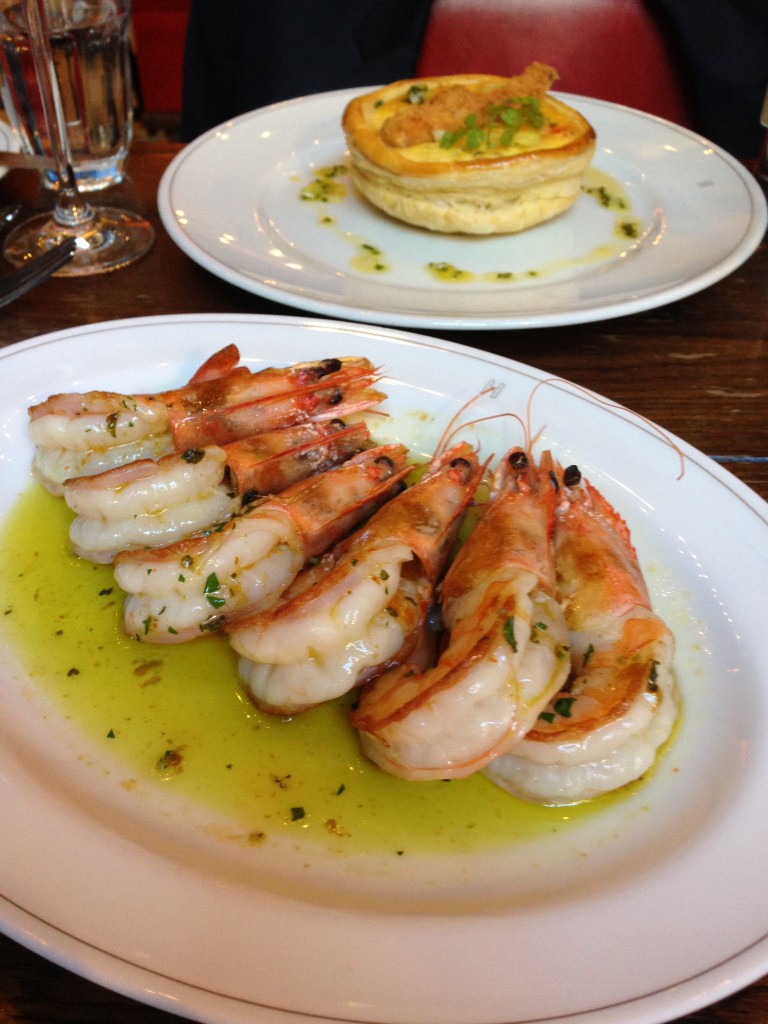 London Food Blog – Holborn Dining Room