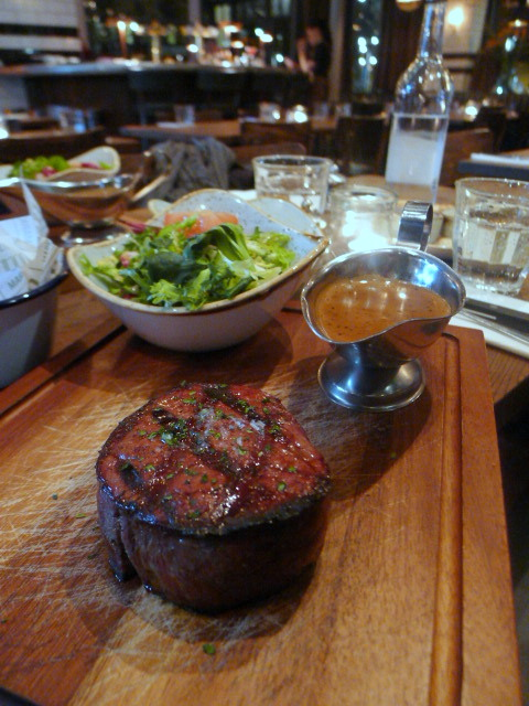World's End Market - London Food Blog - Fillet