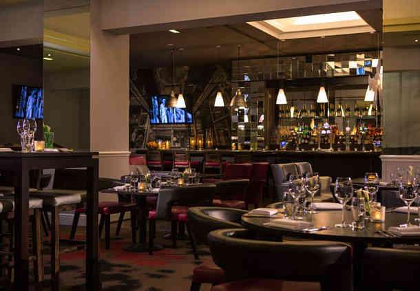 Renaissance Manchester City - Blackfriars Lounge