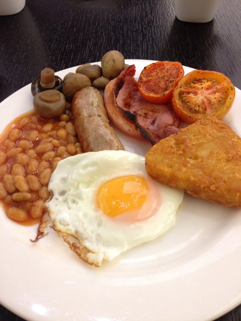 Renaissance Manchester - London Food Blog - A plentiful breakfast