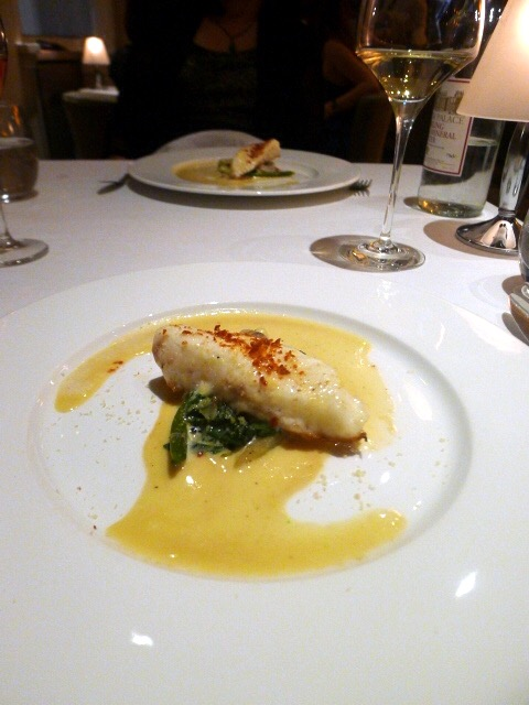 The New Angel – London Food Blog – Turbot