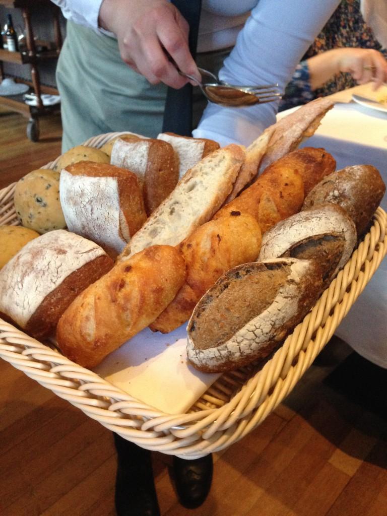 New Angel – London Food Blog – Breads