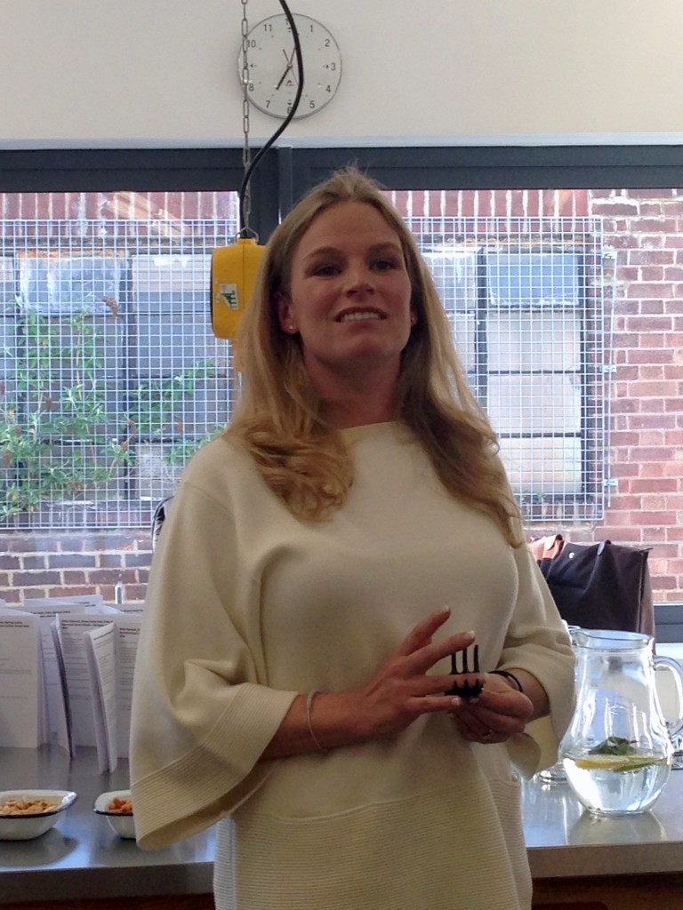 Nutrition in Practice at Leiths - London Food Blog - Jennifer