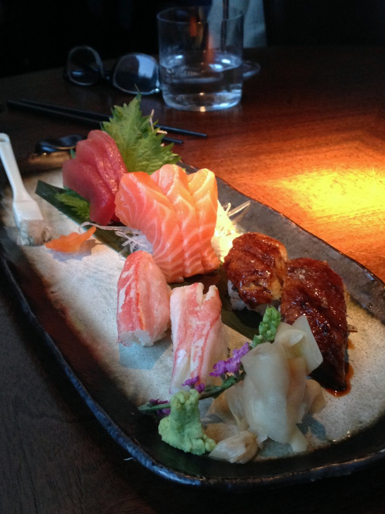 Koji - London Food Blog - Sushi & sashimi