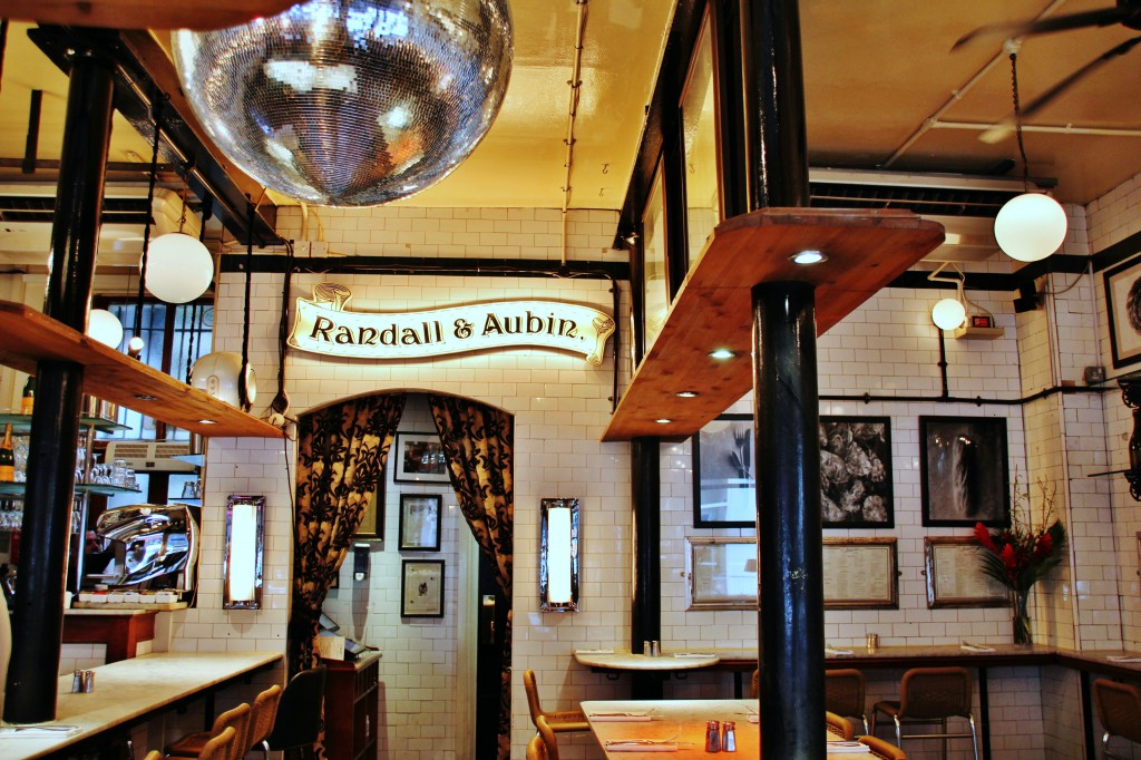 Randall & Aubin – London Food Blog