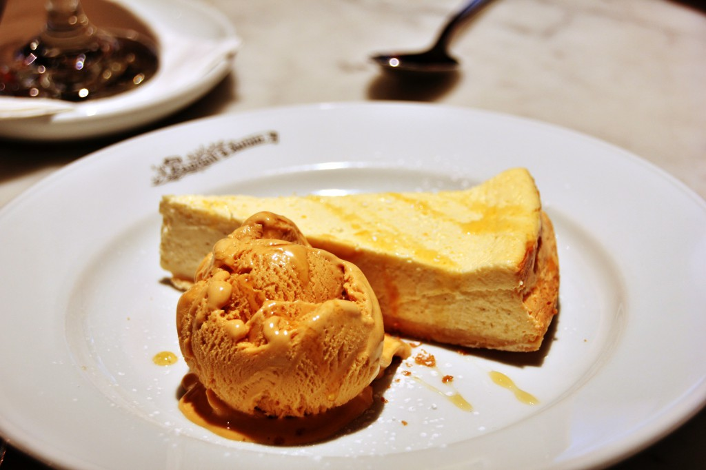 Randall & Aubin – London Food Blog – Cheesecake
