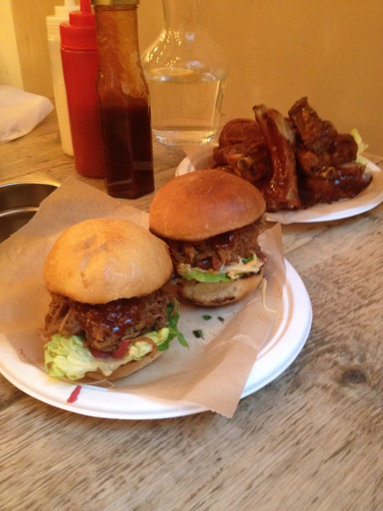 The Joint - London Food Blog - Mini Buns