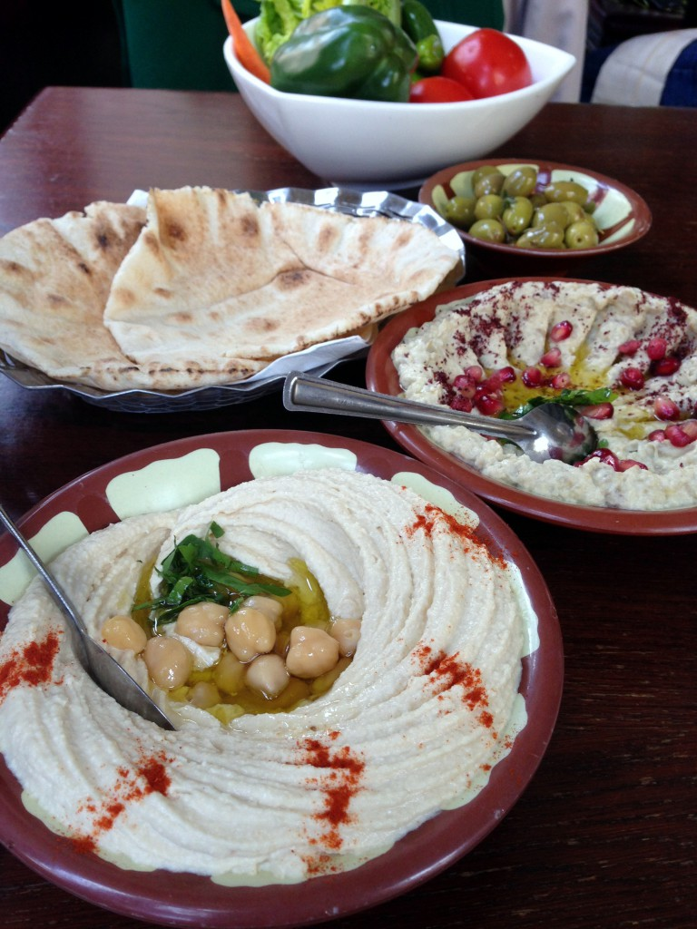 Randa - London Food Blog - Cold mezze