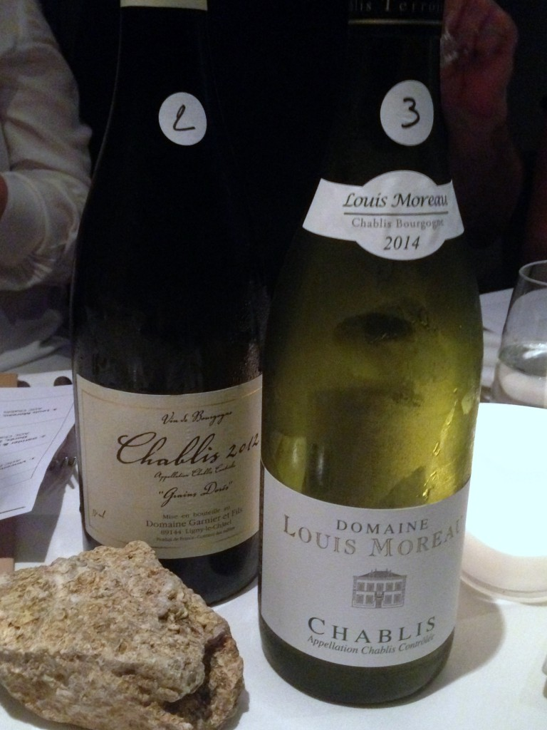 The Chancery - London Food Blog - Chablis