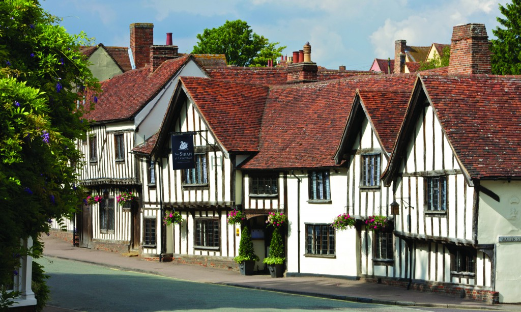 London Food Blog - The Swan at Lavenham