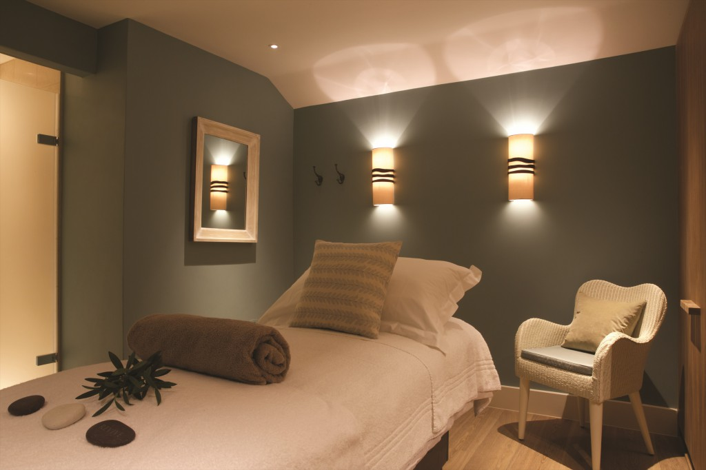 The Swan at Lavenham - London Food Blog - Spa Treatment Room