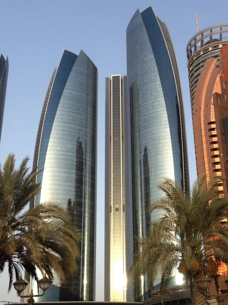 Jumeirah at Etihad Towers - London Food Blog