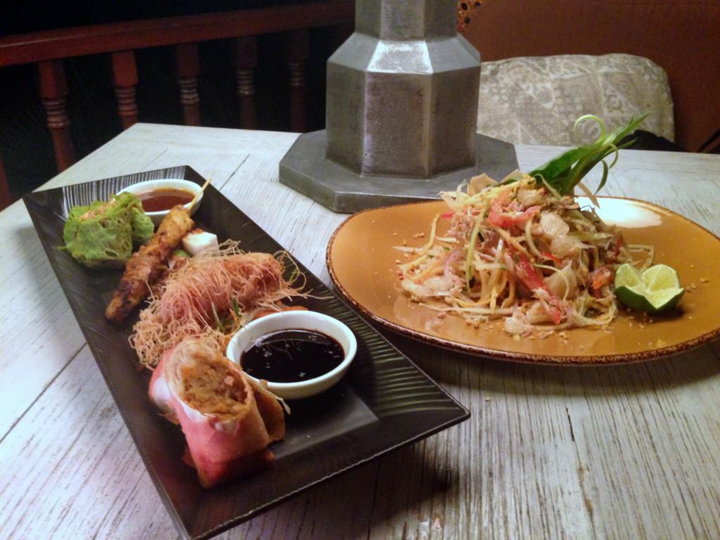 Four Seasons Langkawi - London Food Blog - Starters