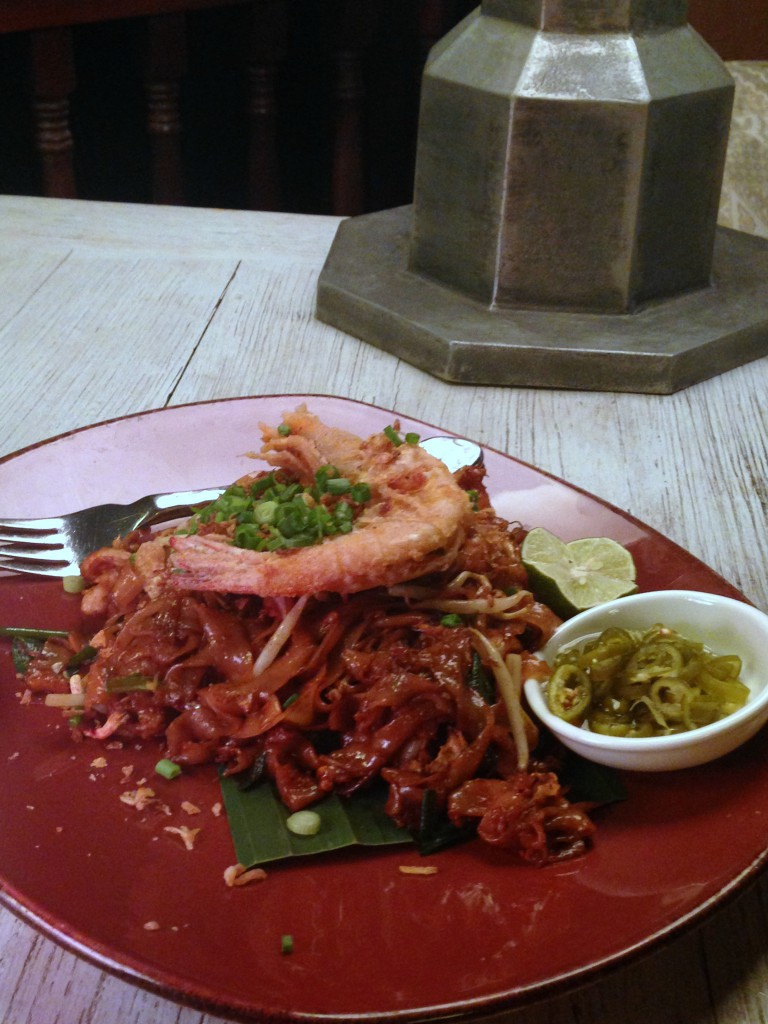 Four Seasons Langkawi - London Food Blog - Char keoy teow
