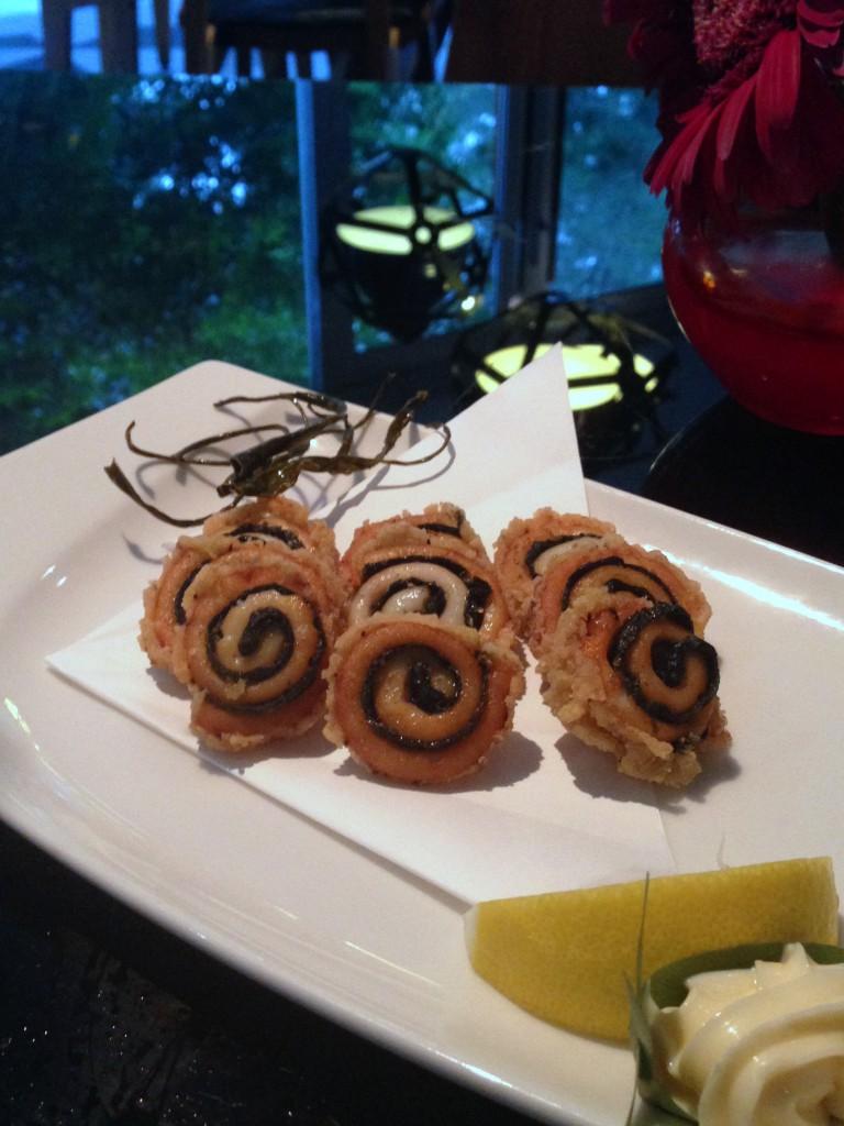 Lone Pine - London Food Blog - Deep-fried calamari