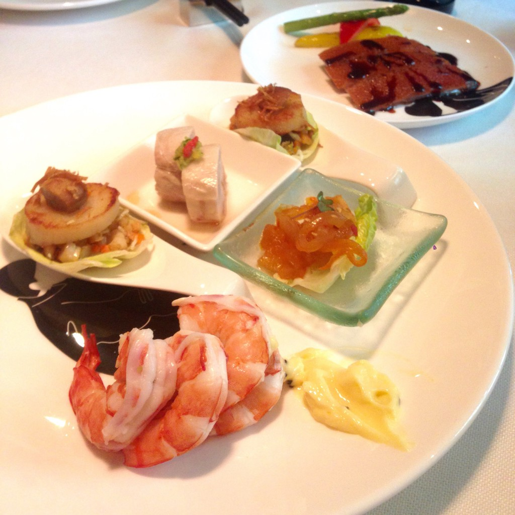 Mandarin Oriental Bangkok - London Food Blog - Buffet selection