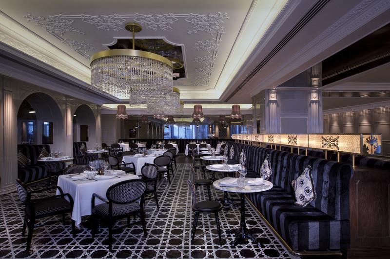 Jumeirah at Etihad Towers - London Food Blog - Brasserie Angelique
