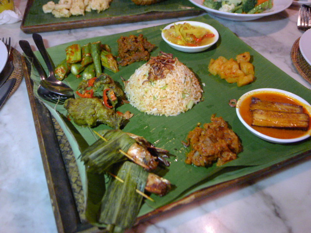 Nam, Bon Ton Resort - London Food Blog - Nyonya platter