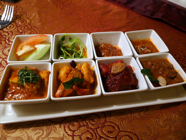 Danna Langkawi - London Food Blog - Malay tasting platter