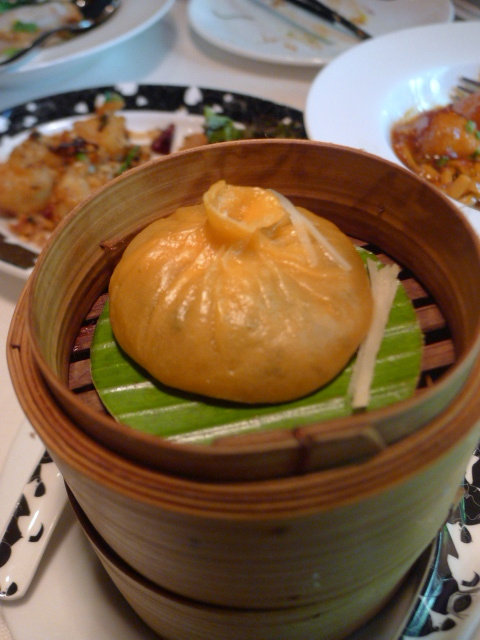 Mandarin Oriental Bangkok - London Food Blog - Xiao long bao