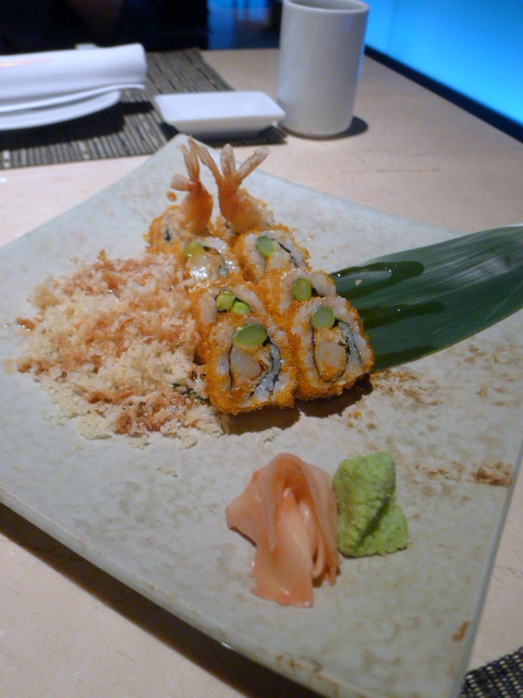 JW Marriot Bangkok – London Food Blog - Crunchy roll