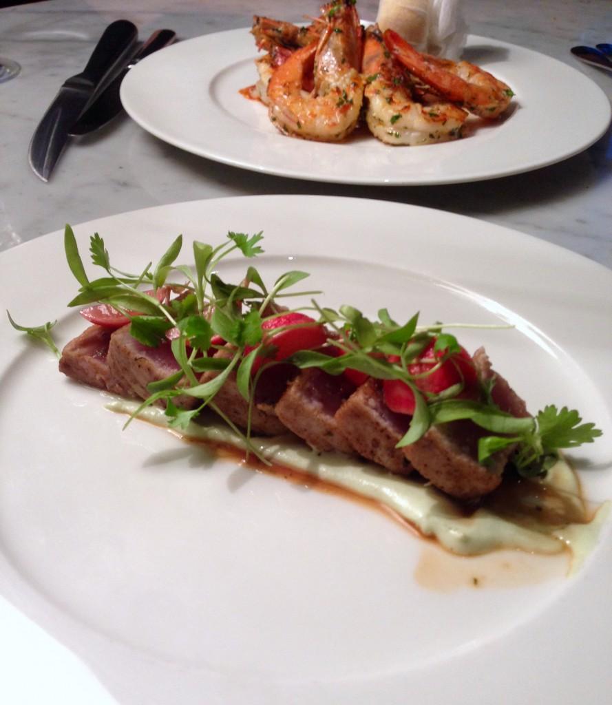 108 Brasserie - London Food Blog - Tuna