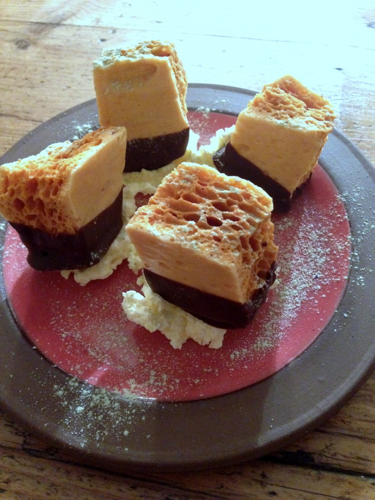 The Shed - London Food Blog - Honeycomb