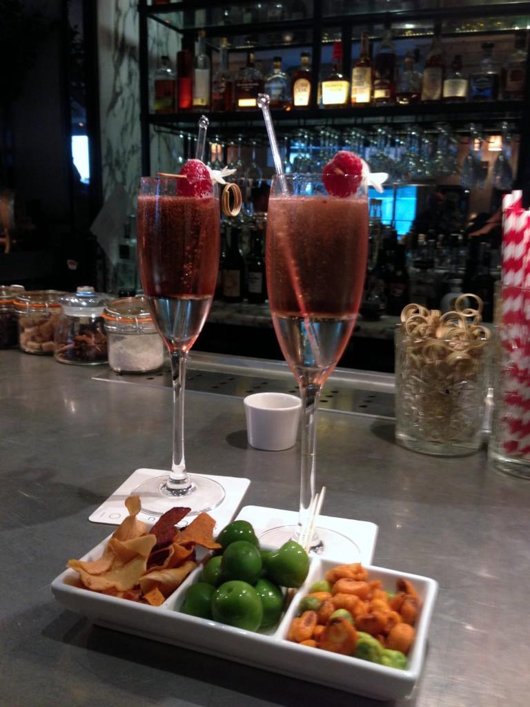 108 Brasserie - London Food Blog - The Marylebone