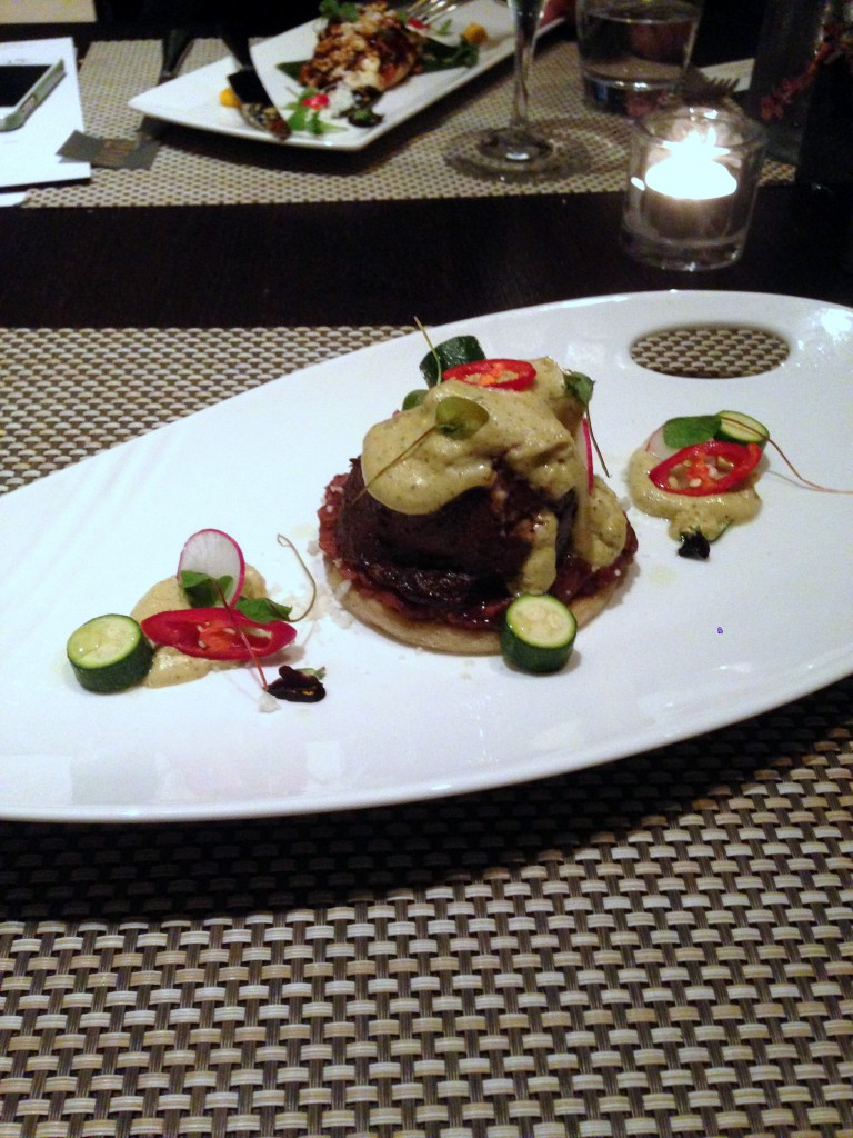 Flavours of Mexico - London Food Blog - Beef fillet