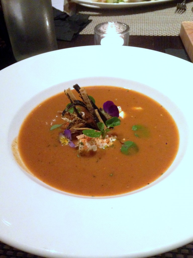 Flavours of Mexico - London Food Blog - Tortilla soup